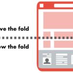 فضای بالای صفحه یا Above the fold چیست؟