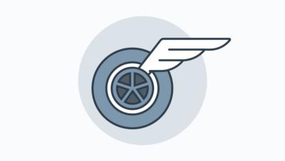 لوگو Flying Cars