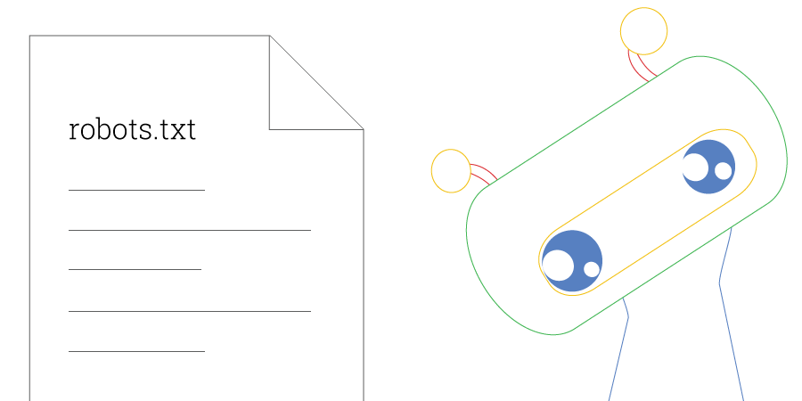 دستور فایل robots.txt
