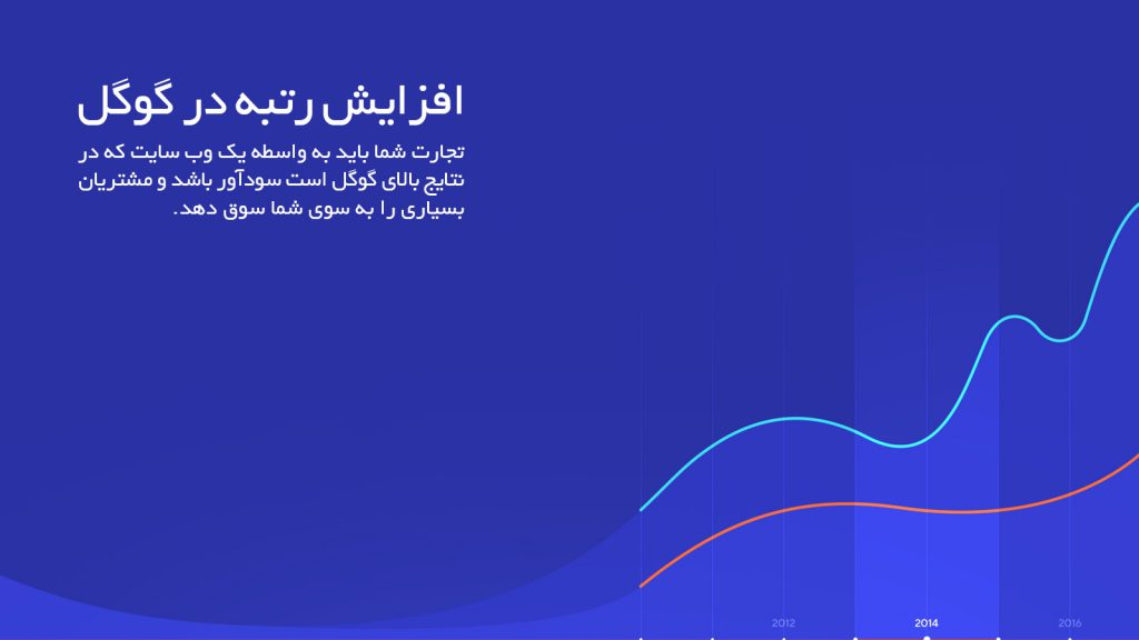 افزایش رتبه گوگل