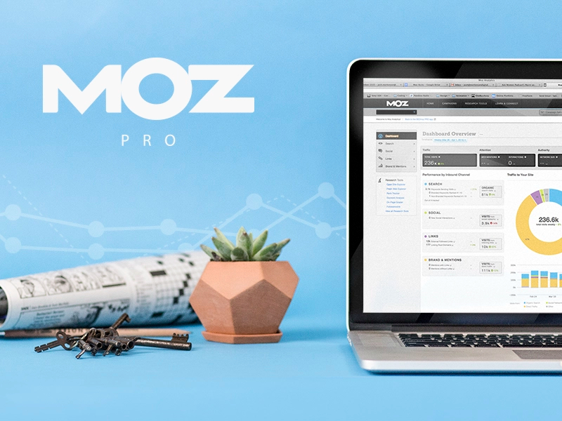 خرید اکانت MOZ Pro